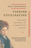Cover, Yiddish Civilisation