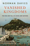 Vanished Kingdoms book cover